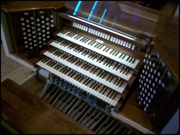 The Asbury Casavant Organ