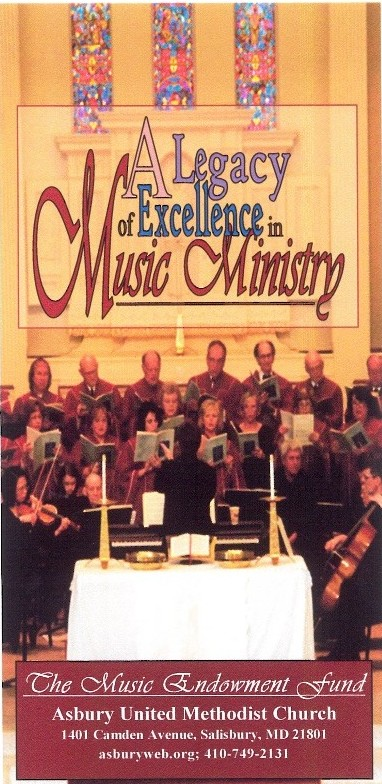 A Legacy of Excellence in Music Ministry